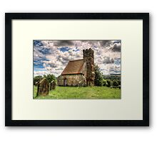 Upleatham Church Framed Print