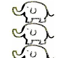 Elephants by noriesworld