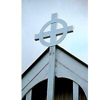 Keeping the faith Photographic Print