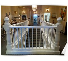 Yesteryears Shoppe....Staircase Poster