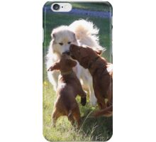 Kisses For Goliath iPhone Case/Skin