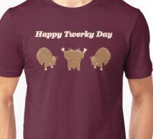 Happy Twerky Day Unisex T-Shirt