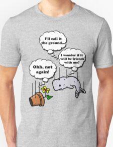Hitchhiker's...falling T-Shirt