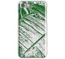 Big Leaf in Green iPhone Case/Skin