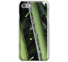 Stalks High Contrast iPhone Case/Skin