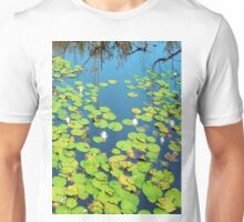 Once Upon a Water Lily Unisex T-Shirt