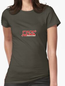 GSS Logo Womens Fitted T-Shirt