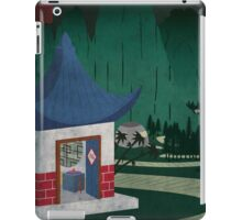 Four Of Seven iPad Case/Skin