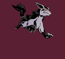 Platinum Mightyena - Skyridge Style Unisex T-Shirt