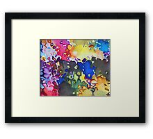 Midnight Stroll on Broadway Framed Print