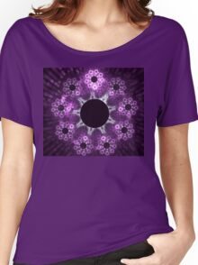Amethyst Women's Relaxed Fit T-Shirt