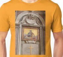 Mosaic of St. Peter Unisex T-Shirt