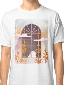 Outside The Window Classic T-Shirt