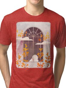 Outside The Window Tri-blend T-Shirt