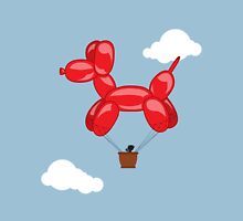 Hot Air Balloon Animal Unisex T-Shirt