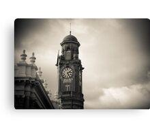 Launceston Town Clock Canvas Print