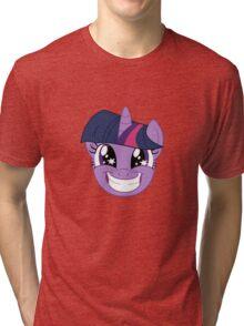 Twilight Grin Tri-blend T-Shirt