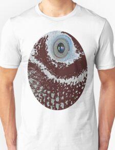 Bird's Eye View in Black T-Shirt