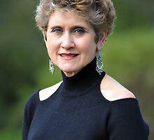 My Lovely Wife Vilette. Cedar Creek, Queensland, Australia. by Ralph de Zilva
