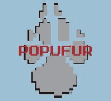 The Popufur Kids Tee