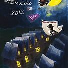 Ascendio 2012 Program Cover by flyingpantaloon