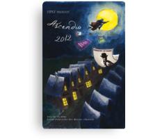 Ascendio 2012 Program Cover Canvas Print