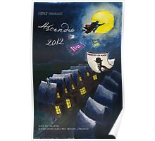 Ascendio 2012 Program Cover Poster