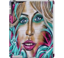 Blue Eyed Girl iPad Case/Skin