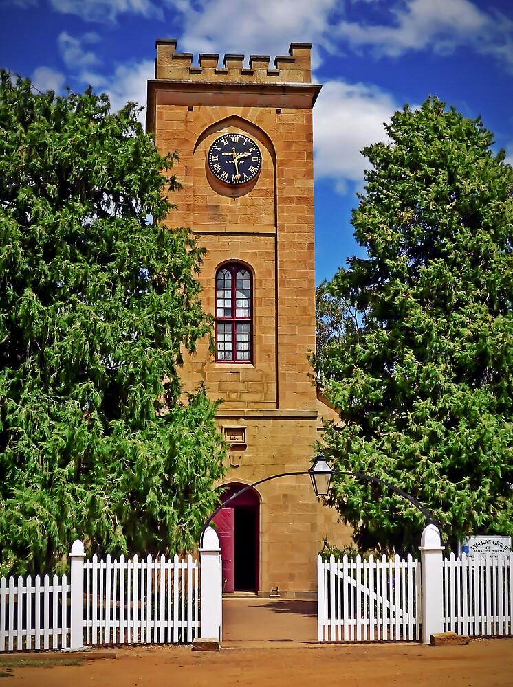 St Luke's Anglican Church, Richmond by TonyCrehan