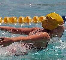Butterfly Stroke - Swim Competition by Buckwhite