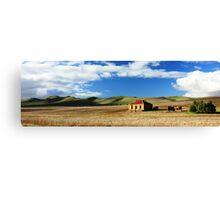 Homestead, Burra SA Canvas Print