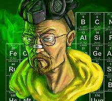 I am The One Who Knocks by rawjawbone