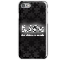 Life- the ultimate puzzle iPhone Case/Skin