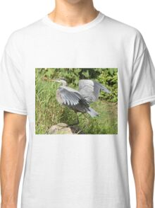 Morning stretches Classic T-Shirt