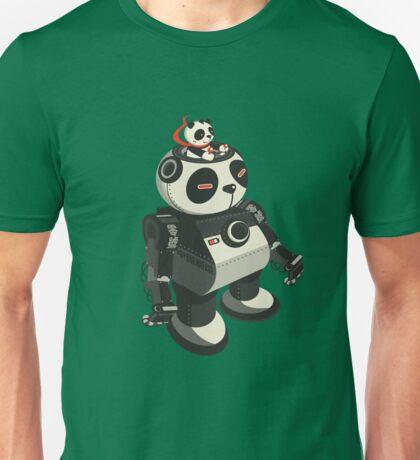 Mecha Panda Unisex T-Shirt