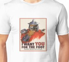 shredder wants you! Unisex T-Shirt