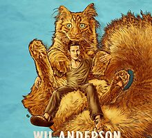 Wil Anderson - Wilarious (square) by James Fosdike