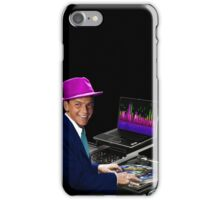 """DJ Frank Sinatra """"The Voice of the World"""" iPhone Case/Skin"""