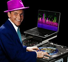 """DJ Frank Sinatra """"The Voice of the World"""" by O O"""