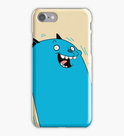The Stick Stook Akin Ook iPhone Case/Skin