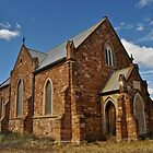 Saint Cecilia Catholic Church - Cradock. by Ian Berry