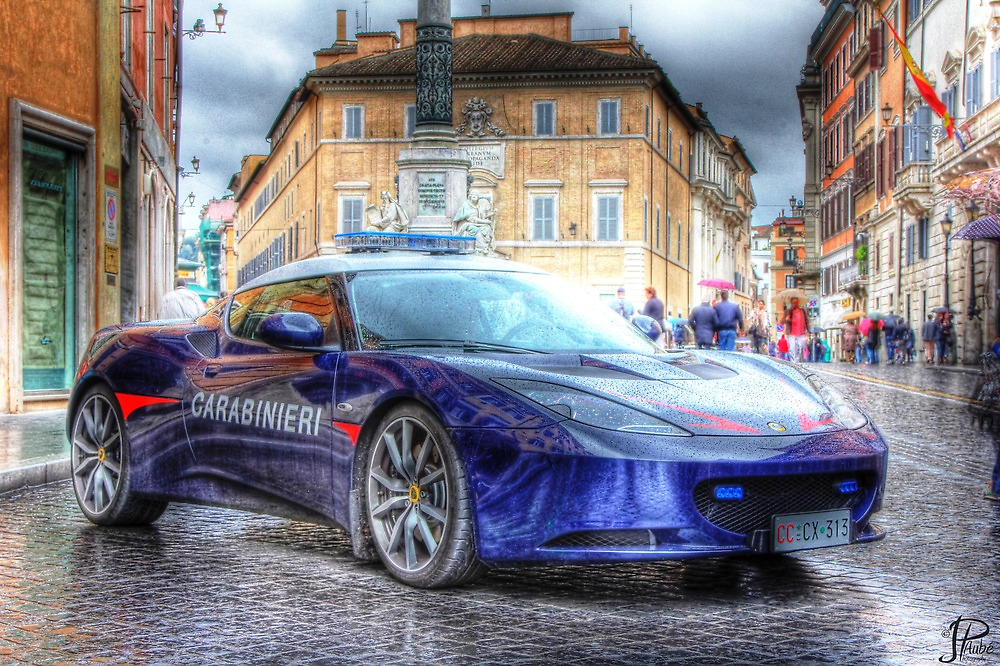 HDR Car by JPAube