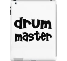 Drums iPad Case/Skin