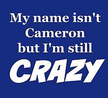 Cameron Crazy! by nyah14