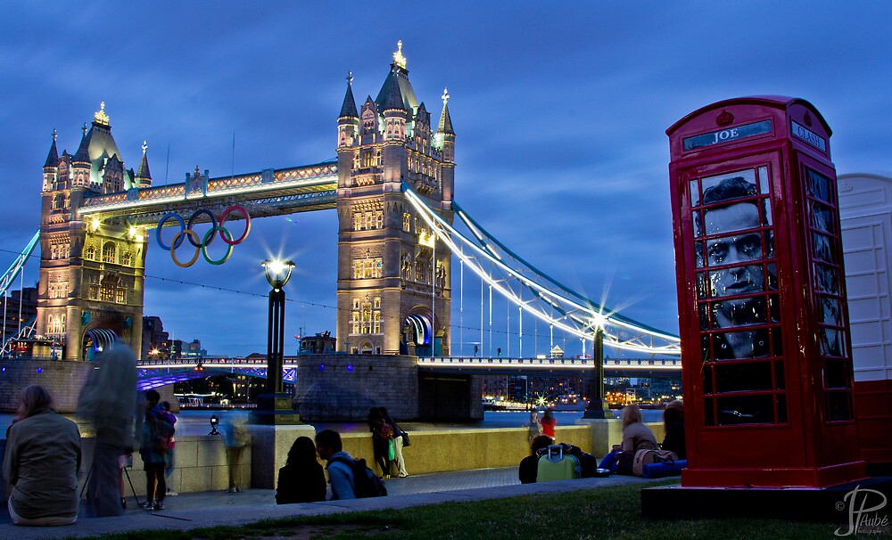 Tower Bridge by JPAube