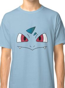 Ivysaur's face Classic T-Shirt
