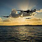Flight Artworks aviation scenes: Dambusters by Gary Eason