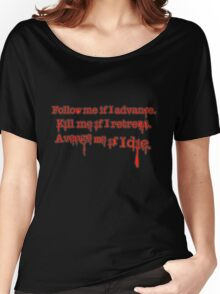 Follow Me Tee Women's Relaxed Fit T-Shirt