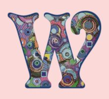 The Letter W Kids Clothes