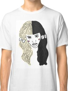 Mealanie Martinez - Outline Classic T-Shirt